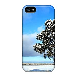 Protection Case For Iphone 5/5s / Case Cover For Iphone(frozen Tundra)