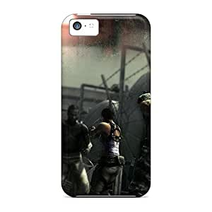 Hot Tpye Resident Evil Cases Covers For Iphone 5c