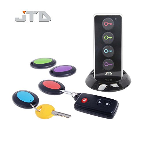 jtd-wireless-rf-item-locator-key-finder-with-led-flashlight-and-base-support-with-4-receivers-key-fi