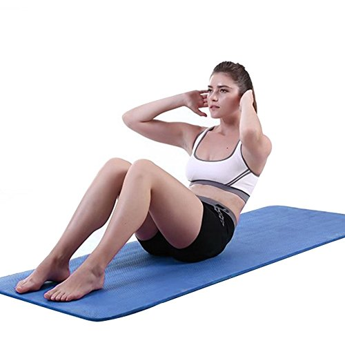 Meanhoo Light Durable Yoga Camping Pad Mat Printed