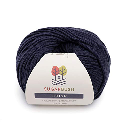 Sugar Bush Yarn Crisp Double Knitting Weight, Deep Blue Sea