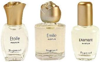 Fragonard Trois Parfums Caja de regalo de 3 perfumes para mujer