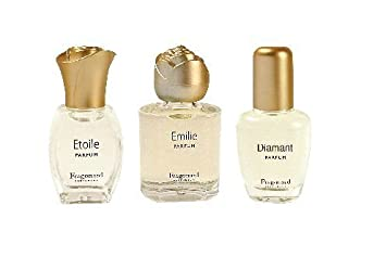 Amazoncom Fragonard Fragonard Trois Parfums Gift Box Of 3
