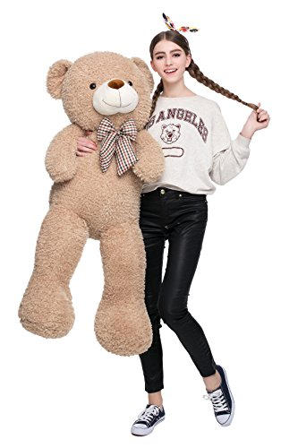DOLDOA Big Teddy Bear Stuffed Animals Plush Toy for Girlfrie
