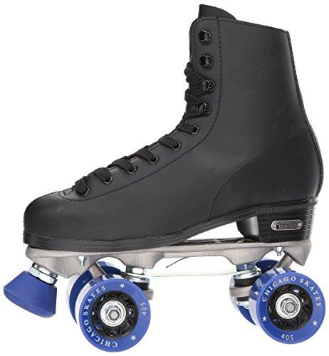Chicago Men's Roller Rink Skates -Black Size 11