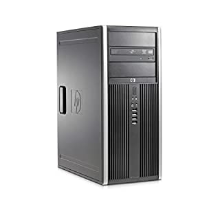 HP Elite 8300 MiniTower PC - Intel Core i5-3470 3.2GHz 8GB 500GB DVDRW Windows 10 Professional (Renewed)