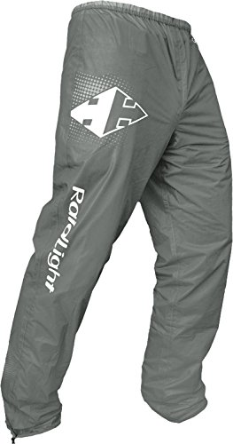 RaidLight Surpantalon Strechtlight Pantaloni antipioggia grigio
