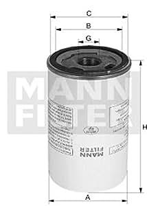 Mann Filter LB 13 145/8 Filtro de aire - compresor aire de admisión