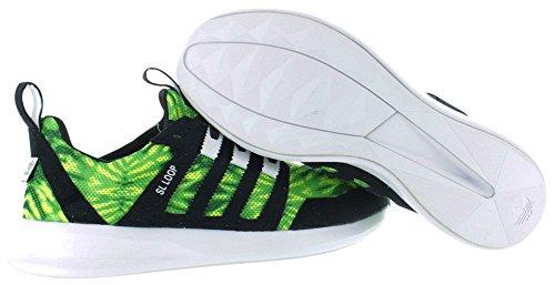 Adidas Originals Mens Sl Loop Löpare Mode Sneaker Grönt