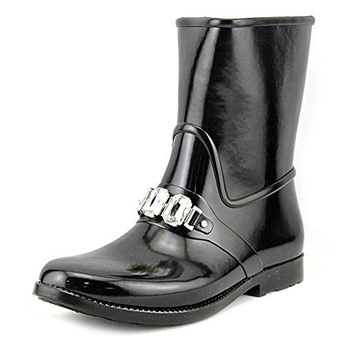 MICHAEL Michael Kors Leslie Rainbootie Women US 9 Black Rain - U Michael Kors