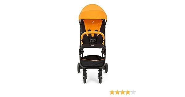 Carrito de bebé de Joie Pact Lite Buggy. Diseño 2018 naranja Mango: Amazon.es: Bebé