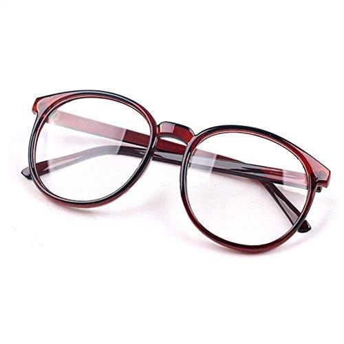 ANGELS--Fashion Men Retro Round Frame Vintage New Women Eyeglasses Glasses Cute - Eyeglasses Philippines Frame