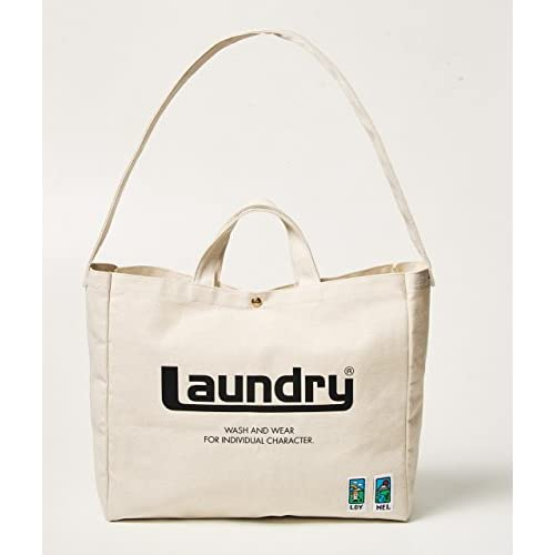 Laundry × MEI 2WAY BAG BOOK 付録画像