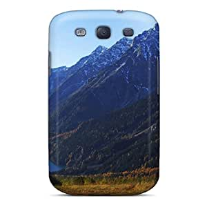 Galaxy Cover Case - Wonderful Mountain Range Protective Case Compatibel With Galaxy S3