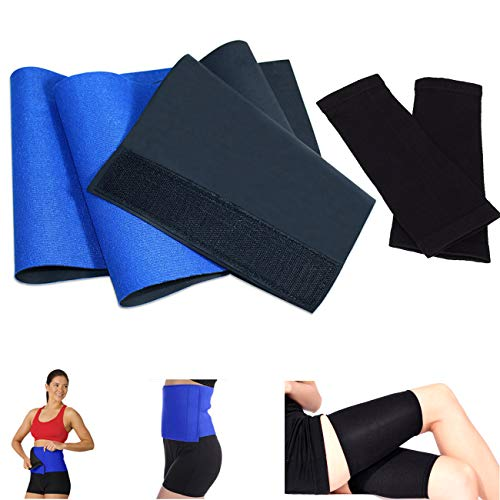 Waist Trimmer Belt for Women Men, Fitness Weight Loss Belt S