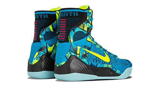 nike basketball ELITE KOBE IX Vorausschau Herren hi-top-sneakers Sneaker SPRINGFORM 28 2B D. LA FORME 630847 400