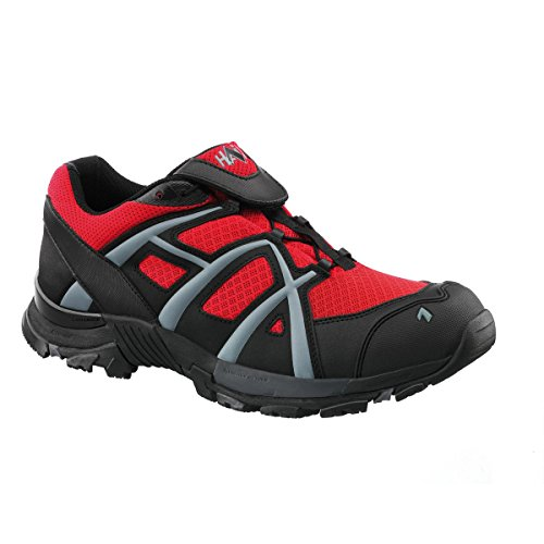 Haix Black Eagle Adventure 30 Low Gore-Tex, Farbe:rot;Schuhgröße:41 (UK 7)