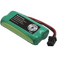 Digital Energy BT-1008 Cordless Phone Battery, 2.4 Volts, 300 mAh Capacity (2-pack)