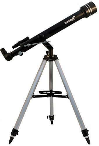 Levenhuk Skyline Base 60T Refractor - Perfect First Telescope for Observing Terrestrial Objects, The Moon and Planets of The Solar System by Levenhuk