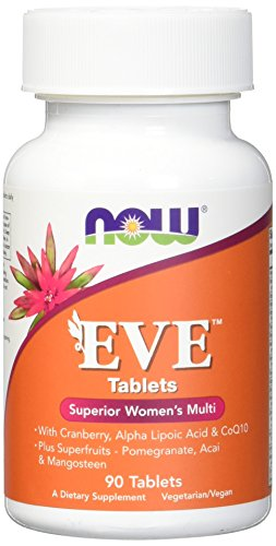 NOW Eve Women's Multivitamin, 90 Tablets