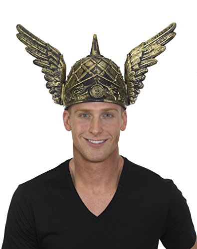 Winged Helmet (27780 Deluxe Norse Viking Helmet With Wings)