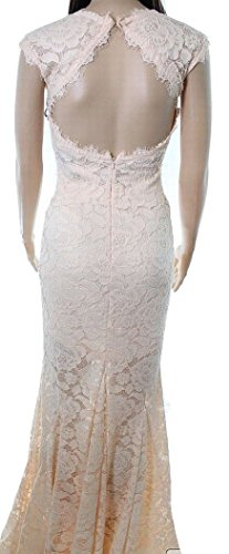Lace Adam Betsy amp; Floral Pinks Dress Women's Gown Blush YAzHB