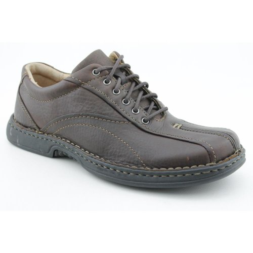 Brown Up Nebulae Mens Lace Mens Lace Up Brown Oily Clarks Nebulae Leather Clarks xTq1fwwv