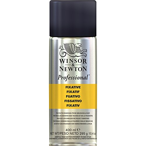 Winsor & Newton Artists' Aerosols Workable Fixative,...