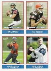 2004 Bazooka Stickers #51 Matt Schaub/Luke McCown/Craig Krenzel/Drew Henson Near Mint/Mint
