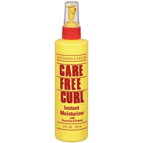 Wholesale Care Free Curl Instant Moisturizer 8oz. Pump (3 Pack)