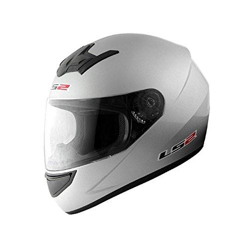 [해외] MHR LS2 BLAST(blast) 풀 페이스 헬멧 실버 M