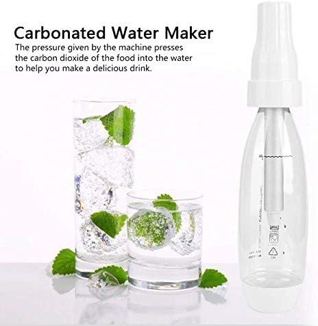 Macchina per soda HEHUANG 0ML Soda Maker portatile per bolle di acqua gassata Soda per bevande fatte in casa