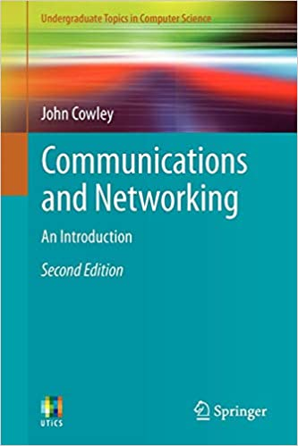 Communications And Networking An Introduction