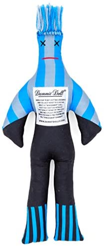 Dammit Doll Hi Stepper Silver Stress product image