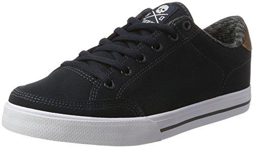 C1RCA Mens 100000 Al50 Adrian Lopez Lightweight Insole Skate Shoe Navy/White/Gum