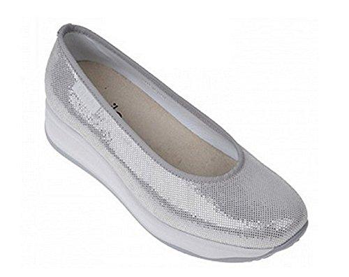 Ballerine di Rucoline For Agile Silver Women z4UvwxAq