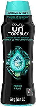 Downy Unstopables in-Wash Scent Booster Beads, 20.1 oz