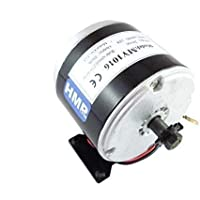 HMParts Elektro Motor - 24V 350W - 2750RPM - MY1016 - E Scooter/RC