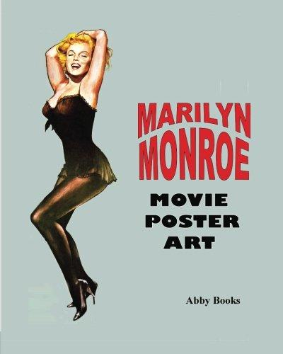 Marilyn Monroe Movie Poster Art