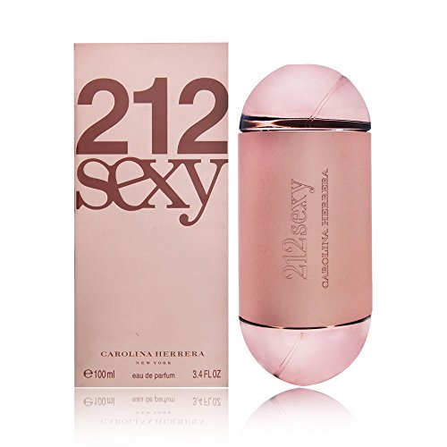 (Carolina Herrera 212 Sexy Women Eau de Parfum Spray, 3.4 Ounce)