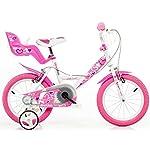 DINOBIKES-Bicicletta-14-24-Girl-144RN