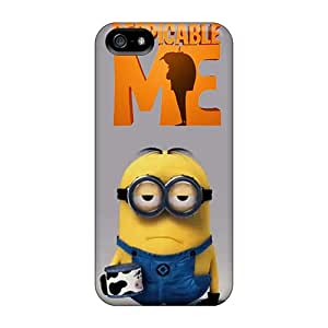 PzB10084VthZ Cases Skin Protector For Iphone 5/5s Despicable Minion With Nice Appearance
