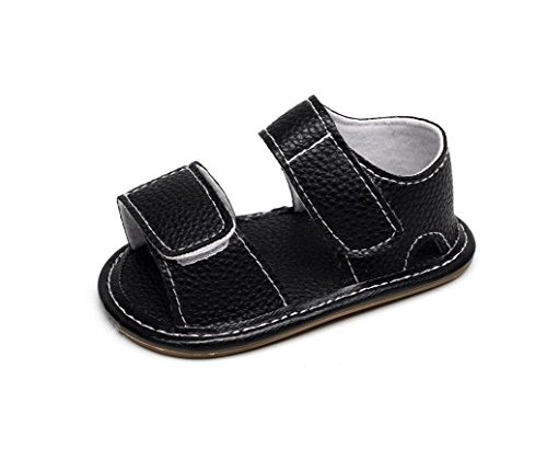 Amanod Newborn Infant Baby Girl Boy Leather Camouflage Sandals Summer Soft Flat Shoes