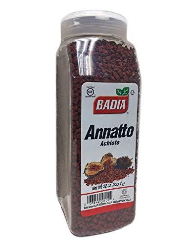 22 oz Bottle Whole Annatto Seed Anatto anato/Achiote entero Kosher