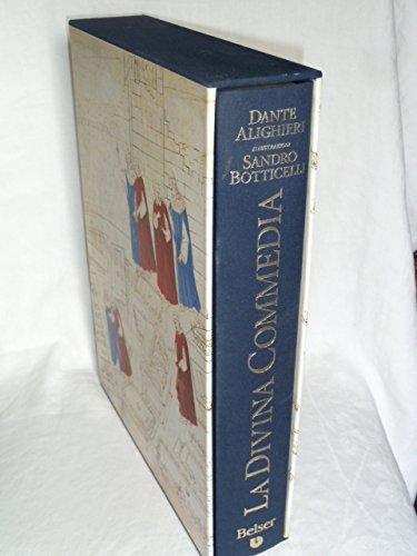 La Divina Commedia illustrata da Sandro Botticelli Dante Alighieri