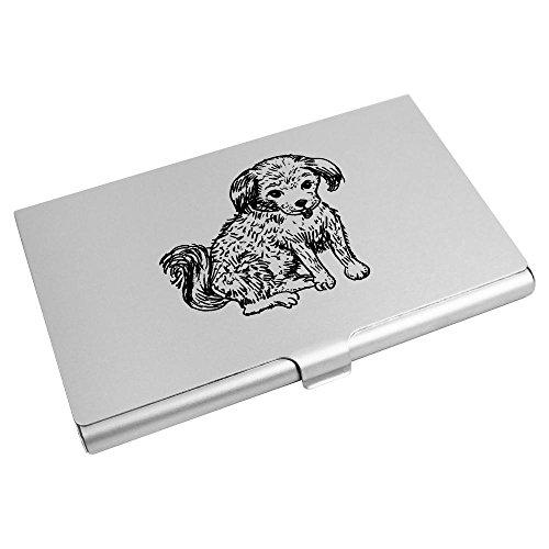 'Puppy Card Dog' Credit Holder Business CH00007757 Card Wallet Azeeda wxARqx