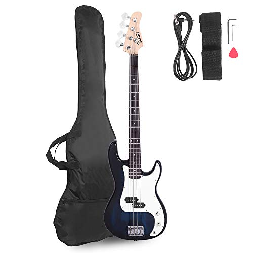 Glarry Electric Bass Guitar Full Size 4
