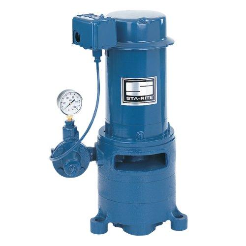 (Sta-Rite MSG 2 H.P. 1/220V, Vertical Deep Well Jet Pump )