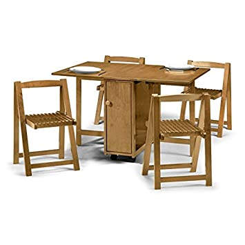 Elegant Pliable A Faible Encombrement Butterfly Ensemble Table A