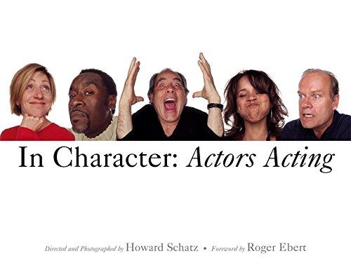 Download In Character: Actors Acting PDF